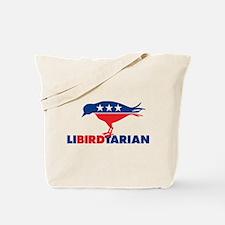 LIBIRDTARIAN Tote Bag