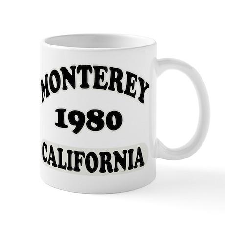 Monterey,Ca Mug
