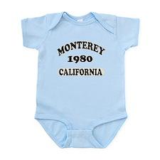 Monterey,Ca Infant Bodysuit