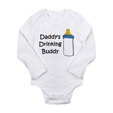 Daddy's Drinking Buddy Baby Suit