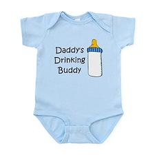 Daddy's Drinking Buddy Infant Bodysuit