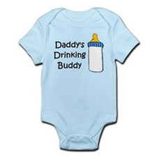 Daddy's Drinking Buddy Onesie