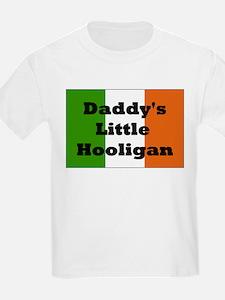 Daddy's Hooligan Flag T-Shirt