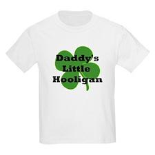 Daddy's Hooligan Shamrock T-Shirt