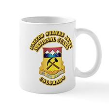 Army National Guard - Colorado Mug