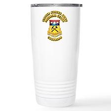 Army National Guard - Colorado Travel Mug