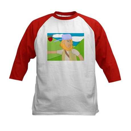Johnny Appleseed Kids Baseball Jersey