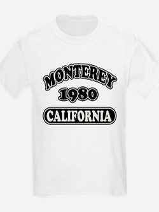 Monterey,Ca T-Shirt