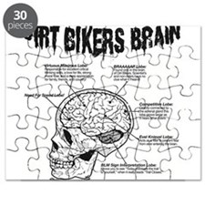 Dirt Bikers Brain Puzzle