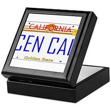 Cen Cal -- T-Shirt Keepsake Box