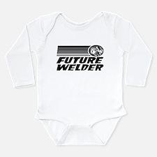 Future Welder Long Sleeve Infant Bodysuit