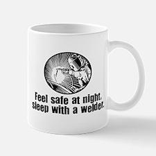 Feel Safe Sleep with a Welder Mug