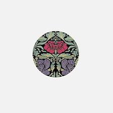 Morris Rose Mini Button
