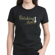 Breaking Dawn I was There Gol Tee