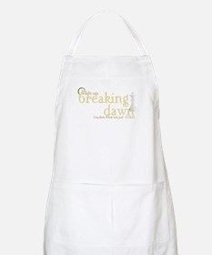 Breaking Dawn I was There Gol Apron