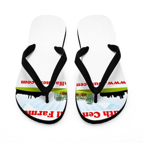 South Central Farmers Flip Flops