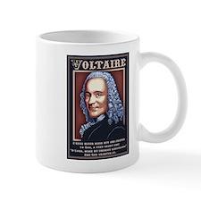 Voltaire - Prayer Mug