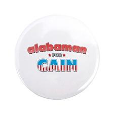 """Alabaman for Cain 3.5"""" Button"""