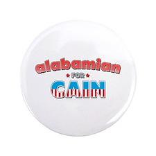 """Alabamian for Cain 3.5"""" Button"""