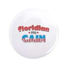 """Floridian for Cain 3.5"""" Button (100 pack)"""