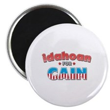 Idahoan for Cain Magnet