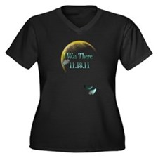 Breaking Dawn I Was There Women's Plus Size V-Neck