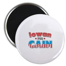 Iowan for Cain Magnet
