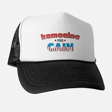 Kamaaina for Cain Trucker Hat