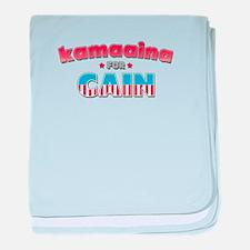Kamaaina for Cain baby blanket