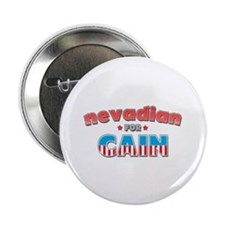"Nevadian for Cain 2.25"" Button (10 pack)"