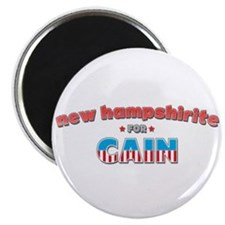 New Hampshirite for Cain Magnet