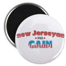 New Jerseyan for Cain Magnet