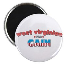 West Virginian for Cain Magnet