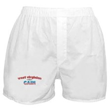 West Virginian for Cain Boxer Shorts