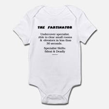The Fartinator Infant Bodysuit
