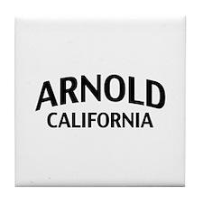 Arnold California Tile Coaster