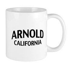 Arnold California Small Mug