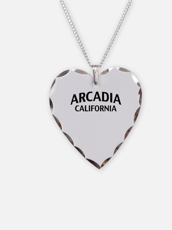 Arcadia California Necklace