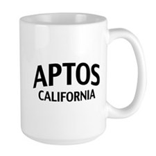 Aptos California Mug
