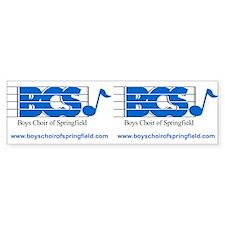 BCOS Bumper Bumper Sticker