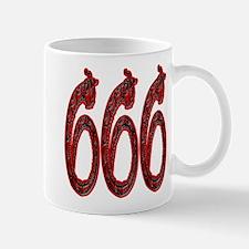 666 Snakes Mug