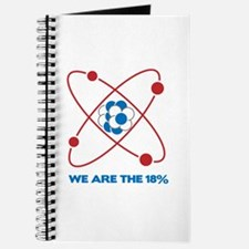 We are the 18 percent! Journal
