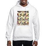 Sunday Comics 1902 Hooded Sweatshirt
