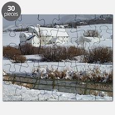 Souvenir Jigsaw Puzzle Puzzle