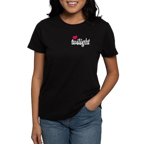 Team Edward Women's Dark T-Shirt