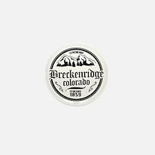 Breckenridge Old Circle Mini Button