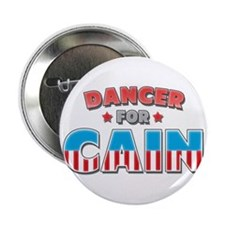 "Dancer for Cain 2.25"" Button"