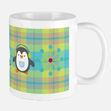 Pals on Plaid Mug