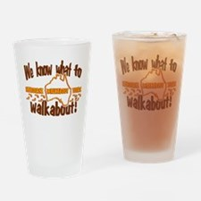 Melbourne Walkabout Tours Drinking Glass