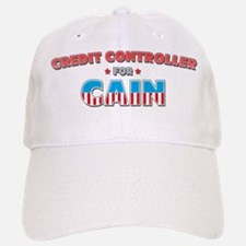 Credit Controller for Cain Baseball Baseball Cap